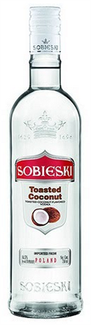 Sobieski Vodka Toasted Coconut
